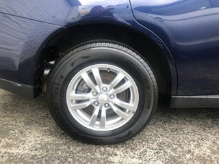 2013 Mitsubishi Outlander ZJ MY13 ES 4WD Blue 6 Speed Constant Variable Wagon