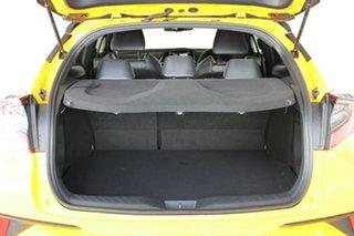 2019 Toyota C-HR NGX50R Koba S-CVT AWD Yellow 7 Speed Constant Variable Wagon