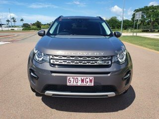 2015 Land Rover Discovery Sport L550 16MY HSE Tempest G 9 Speed Sports Automatic Wagon.