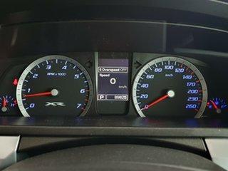 2013 Ford Falcon FG MkII XR6 Black 6 Speed Sports Automatic Sedan
