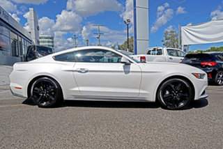 2017 Ford Mustang FM 2017MY Fastback SelectShift White 6 Speed Sports Automatic Fastback