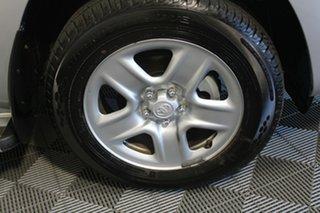 2010 Toyota RAV4 ACA33R MY09 CV Silver 5 Speed Manual Wagon