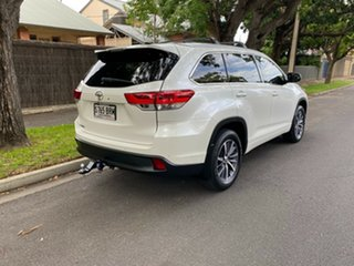 2017 Toyota Kluger GSU50R GXL 2WD Crystal Pearl 8 Speed Sports Automatic Wagon