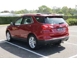 2018 Holden Equinox LTZ AWD Glory Red Automatic Wagon