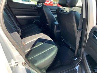 2010 Mazda CX-7 ER MY10 Luxury Sports (4x4) Silver 6 Speed Auto Activematic Wagon