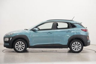 2019 Hyundai Kona OS.2 MY19 Go 2WD Ceramic Blue 6 Speed Sports Automatic Wagon.