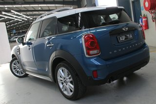 2017 Mini Countryman F60 MY18 Cooper Blue 6 Speed Automatic Wagon.