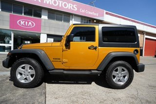 2014 Jeep Wrangler JK MY2015 Sport Orange 6 Speed Manual Softtop