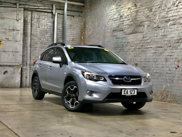 Used Subaru XV G4X MY14 2.0i-L AWD Mile End South, 2015 Subaru XV G4X MY14 2.0i-L AWD Silver 6 Speed Manual Wagon
