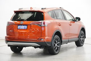 2016 Toyota RAV4 ASA44R GXL AWD Orange 6 Speed Sports Automatic Wagon