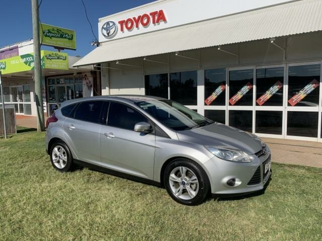 Used Ford Focus LW MK2 MY14 Trend Emerald, 2014 Ford Focus LW MK2 MY14 Trend 5 Speed Manual Hatchback