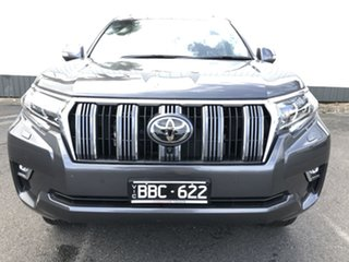 2019 Toyota Landcruiser Prado GDJ150R Kakadu Graphite 6 Speed Sports Automatic Wagon