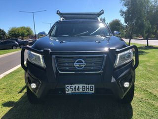 2015 Nissan Navara D23 ST-X Black 7 Speed Sports Automatic Utility.