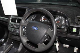 2016 Ford Falcon FG X XR6 Ute Super Cab Grey 6 Speed Manual Utility