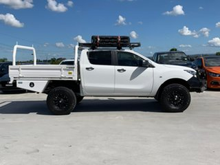2019 Mazda BT-50 UR0YG1 XT White 6 Speed Sports Automatic Utility.