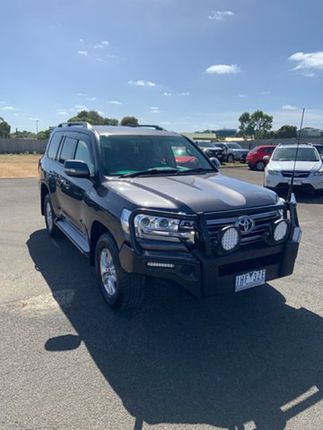 Used Toyota Landcruiser VDJ200R GXL Warrnambool East, 2016 Toyota Landcruiser VDJ200R GXL Grey 6 Speed Sports Automatic Wagon
