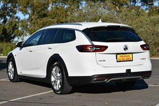2017 Holden Calais ZB MY18 Tourer AWD White 9 Speed Sports Automatic Wagon
