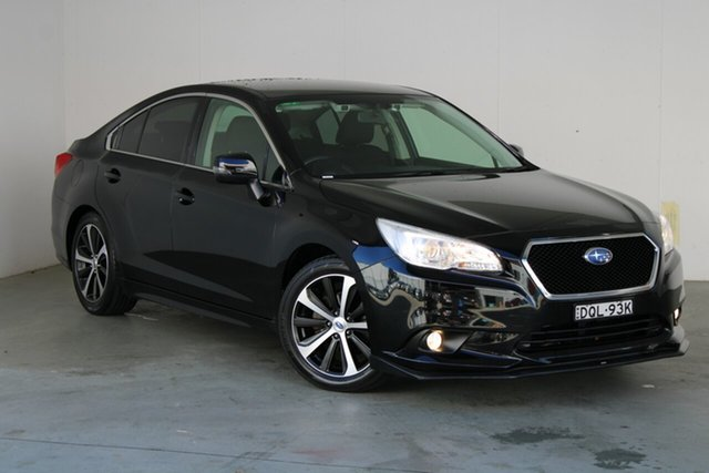 Used Subaru Liberty B6 MY17 2.5i CVT AWD Phillip, 2017 Subaru Liberty B6 MY17 2.5i CVT AWD Black 6 Speed Constant Variable Sedan