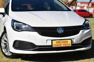 2018 Holden Astra BK MY18.5 R White 6 Speed Sports Automatic Hatchback