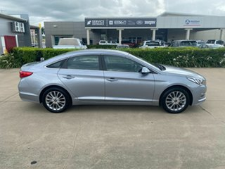 2016 Hyundai Sonata LF3 MY17 Active Grey/301216 6 Speed Sports Automatic Sedan.