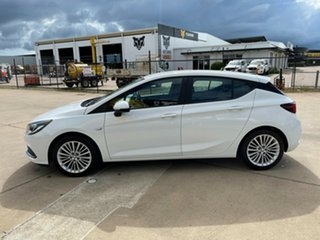 2016 Holden Astra BK MY17 R White/190517 6 Speed Sports Automatic Hatchback