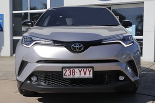 2019 Toyota C-HR NGX50R Koba S-CVT AWD Silver 7 Speed Constant Variable Wagon
