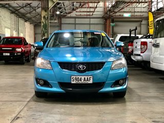2008 Toyota Aurion GSV40R Sportivo SX6 Blue 6 Speed Sports Automatic Sedan.