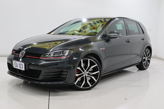 2016 Volkswagen Golf VII MY16 GTI DSG Performance Grey 6 Speed Sports Automatic Dual Clutch.