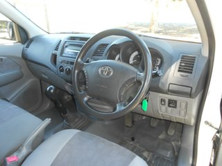 2010 Toyota Hilux KUN16R MY10 SR 4x2 5 Speed Manual Cab Chassis