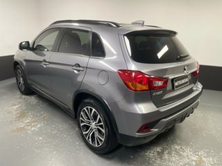 2018 Mitsubishi ASX XC MY19 LS 2WD Titanium 1 Speed Constant Variable Wagon