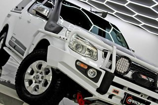 2013 Holden Colorado RG MY14 LTZ (4x4) White 6 Speed Manual Crew Cab Pickup.