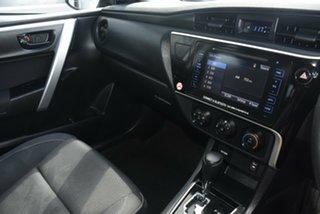 2018 Toyota Corolla ZRE172R Ascent S-CVT Glacier White 7 Speed Constant Variable Sedan