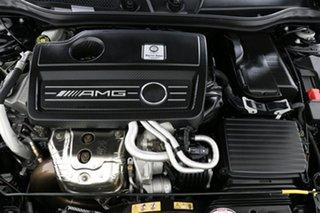 2017 Mercedes-AMG A 45 176 MY17 4Matic Black 7 Speed Auto Dual Clutch Hatchback