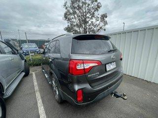 2013 Kia Sorento XM MY13 Platinum (4x4) Grey 6 Speed Automatic Wagon.