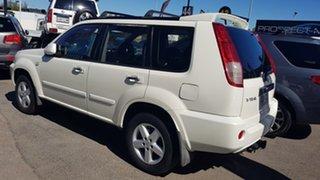 2004 Nissan X-Trail T30 TI-L (Sunroof) (4x4) Pearl White 4 Speed Automatic Wagon.