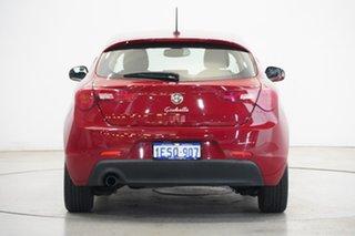2015 Alfa Romeo Giulietta Series 1 Distinctive TCT Red 6 Speed Sports Automatic Dual Clutch