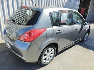 2006 Nissan Tiida C11 ST-L 4 Speed Automatic Hatchback