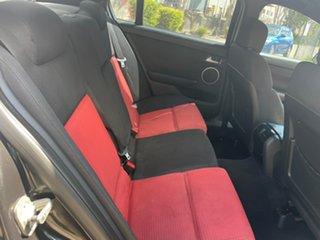 2009 Holden Commodore VE MY09.5 SS Black Manual Sedan