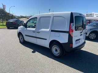 2015 Renault Kangoo X61 MY14 1.6 SWB White 4 Speed Automatic Van