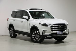 2018 LDV D90 Luxe (4WD) Terrain Selection White 6 Speed Automatic Wagon.