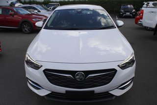 2018 Holden Commodore ZB MY18 LT Liftback White 9 Speed Sports Automatic Liftback.