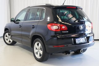 2010 Volkswagen Tiguan 5N MY10 147TSI 4MOTION Black 6 Speed Sports Automatic Wagon
