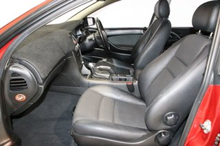 2006 Holden Commodore VZ MY06 SVZ Red 4 Speed Automatic Sedan