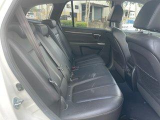 2012 Hyundai Santa Fe CM MY12 Trail CRDi (4x4) White 6 Speed Automatic Wagon