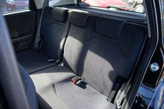 2012 Honda Jazz GE MY12 Vibe-S Crystal Black 5 Speed Automatic Hatchback