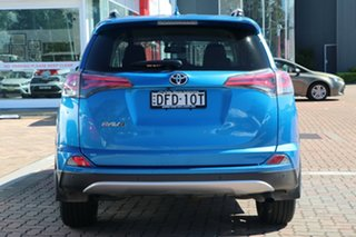 2016 Toyota RAV4 ZSA42R GXL 2WD Blue 7 Speed Constant Variable SUV