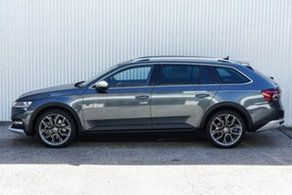 2020 Skoda Superb NP MY20.5 200TSI DSG Scout Grey 7 Speed Sports Automatic Dual Clutch Wagon