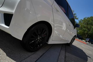 2016 Honda Jazz GF MY17 Limited Edition White 1 Speed Constant Variable Hatchback