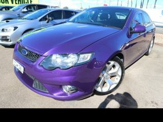 Ford FG XR6 Sedan 4.0L DOHC DI-VCT I6 6 Speed Floor Auto (18 (LYA9X53).
