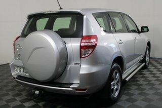 2010 Toyota RAV4 ACA33R MY09 CV Silver 5 Speed Manual Wagon.